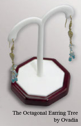 Earring Tree, Presentation Earring Jewelry Display