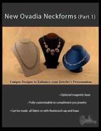 New Ovadia Neckforms (Part 1)