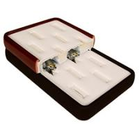 Stackable Jewelry Trays for Cufflinks