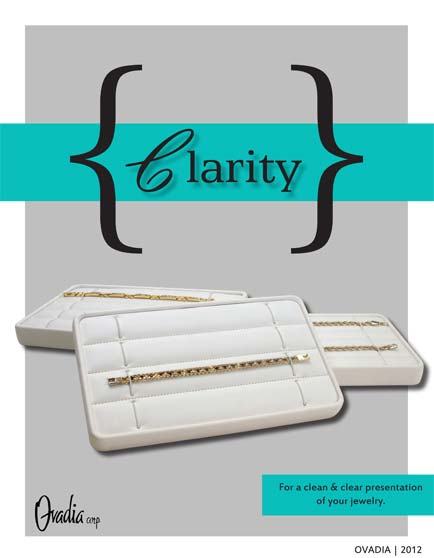 Clarity Catalog Cover