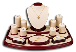 showcase jewelry displays