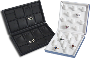 Magnetic Travelite Jewelry Boxes