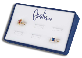 Promotional jewelry displays