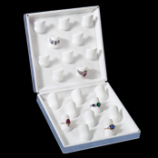 Travelite 20 interchangable elements jewelry case