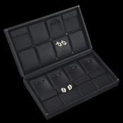 Travelite 16 interchangable elements jewelry case