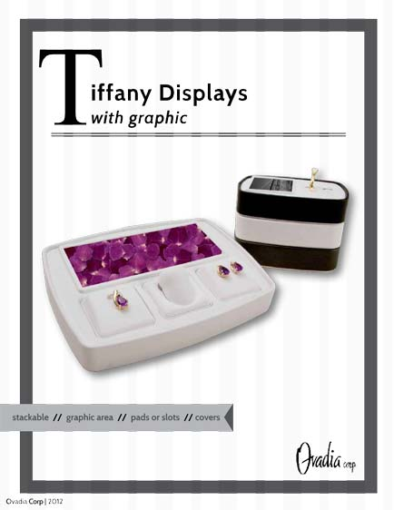 Tiffany Graphic Catalog Cover