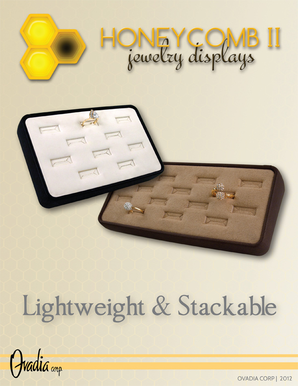 Honeycomb Catalog Cover