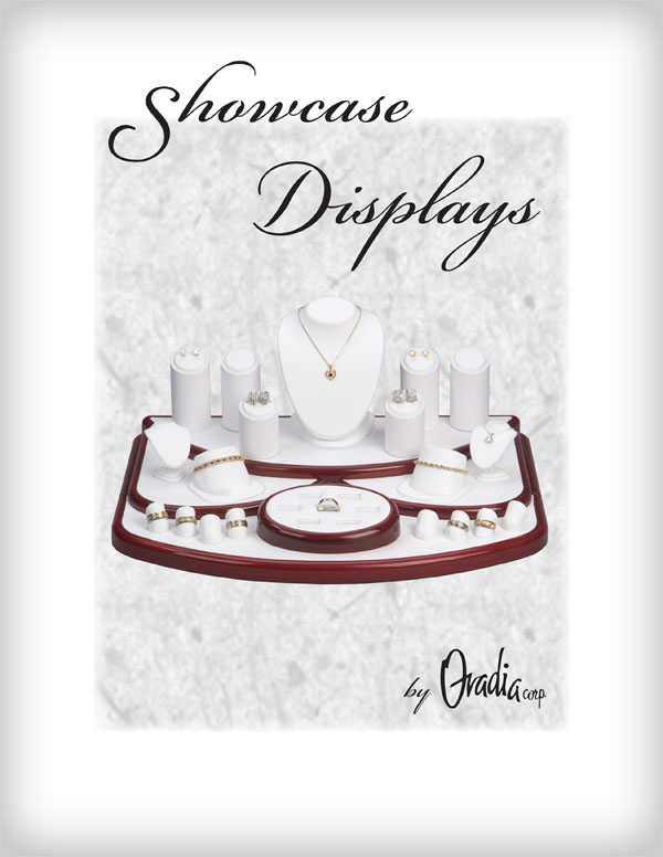 Jewelry Showcases Catalog