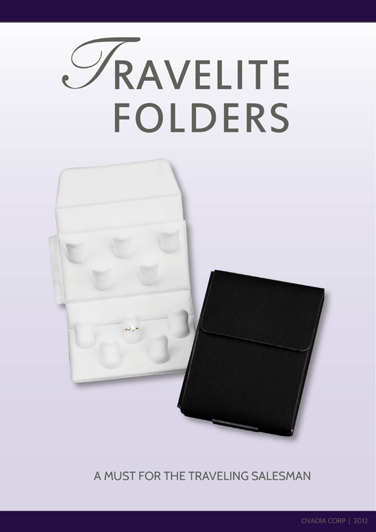 Travelite Folders Catalog Cover